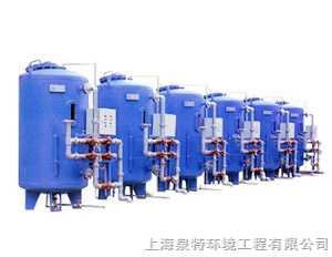 QTRH軟水裝置