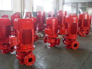 XBD5/3.5-50L型立式消防泵消防穩壓泵