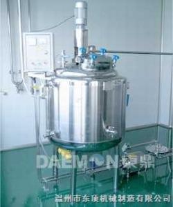 FYDY型电加热反应釜/反应锅/反应罐