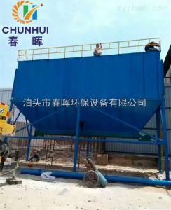 兩臺10噸鍋爐布袋除塵器共用一套除塵系統方案