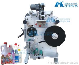 GH-Y100半自動圓瓶貼標機