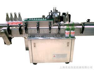SXT-E1紅星二鍋頭酒瓶貼標機