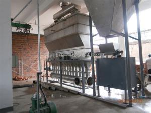 XF常州統一干燥 感冒顆粒等醫藥顆粒專用 臥式沸騰烘干干燥機