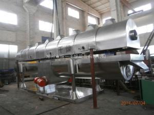 BHT抗氧化劑 海鹽 振動流化床干燥機常州統一干燥