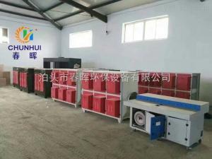 印刷廠除臭設備1萬等離子廢氣凈化器價格區間