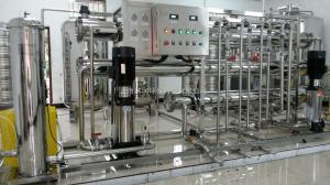 BR-0.25T醫療制藥制劑行業用純化水設備