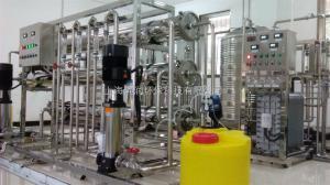 BR-0.25T医院纯化水设备厂家