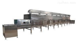 kl-36kw-6x五谷杂粮烘烤设备推荐微波烘焙设备