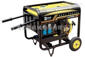 車載式5千瓦柴油發電機