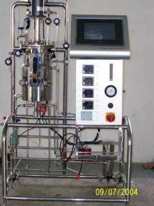 ZH-JSBIO不銹鋼機械攪拌發酵罐