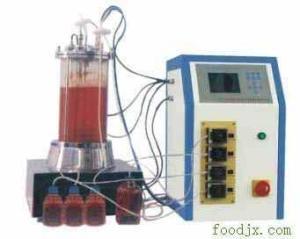 ZH-JSBIO玻璃磁力攪拌發酵罐