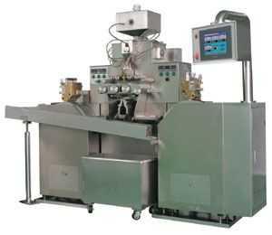 HSR-180軟膠囊設備/高效軟膠囊機價格:軟膠囊生產線