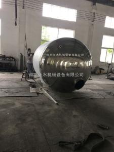 10噸純化水儲罐