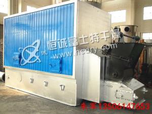 JRF臥式燃煤熱風爐