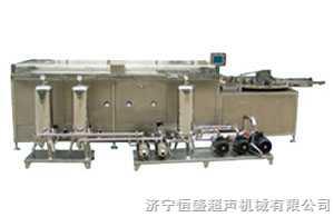煙臺JCXP-D型大輸液瓶超聲波洗瓶機