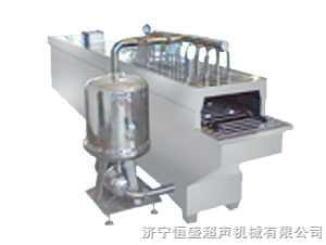 烟台JCXP-S型水针超声波洗瓶机