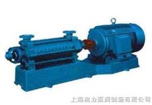 D、DG型卧式多级离心泵D、DG型卧式多级离心泵
