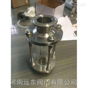 衛生級快裝視鏡鄭州專賣液體觀察器