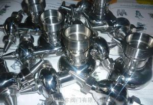 鄭州衛生級雙循環牛角式傳動洗灌器