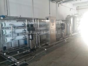 BR-0.5T长春医疗制药行业用GMP纯化水设备