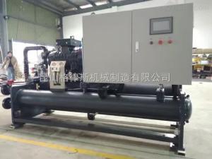 GLS-40P常熟中小型冷水機廠家直銷 塑料機械專用冷水機
