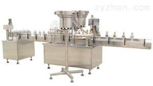 20-500ml容量酒劑玻璃瓶灌裝線