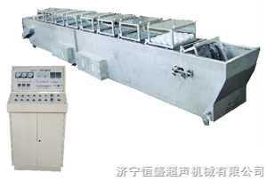 武漢JCXP-T型酒瓶超聲波清洗機