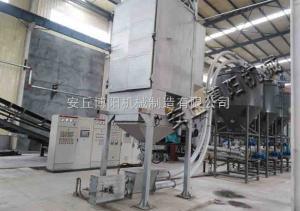 TCD2000供應自動噸袋拆包機,噸包卸料機廠家報價