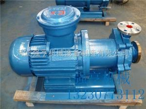 MAY不銹鋼磁力高溫油泵體積小節約運行費用性能好安全可靠
