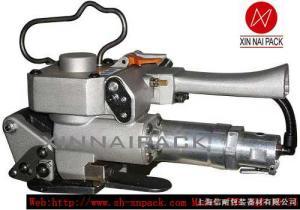 CMV,AQD19-25型气动塑钢带打包机