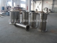 BHY-100江蘇供應百匯凈源牌BHY型稀土永磁除垢器-水處理設備