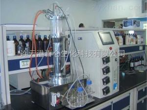 BLBIO-5GQ5L玻璃氣升式攪拌發酵罐