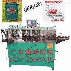 供應通域鋼絲螺旋打圈機、高速*打環機 價格22000元臺