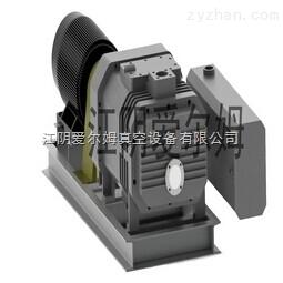 DP型无油螺杆真空泵产品概述