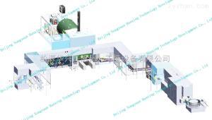 GZL冷冻干燥生产线