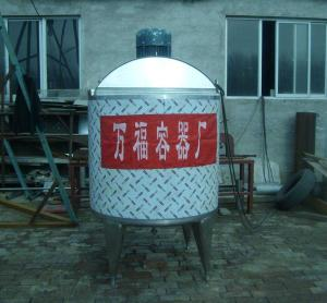 1000高剪切乳化罐1000L