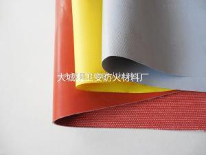 齐全硅胶布规格|硅胶布型号|硅胶防火布厂家