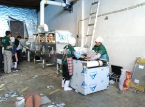 MR-50KW微波干燥滅菌機廠家