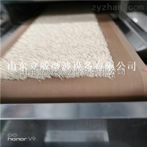 LW-20GM-6X薏米如何烘干烘烤口感好 微波薏米烘干烘烤设备