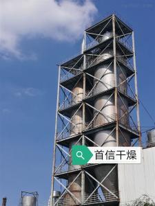 常州首信熔融冷却喷雾干燥制粒机