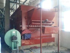 煙臺蘭炭蒸汽鍋爐