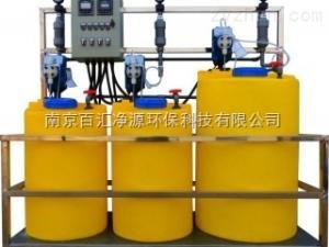 BHGY-02江蘇供應百匯凈源牌BHGY型全自動循環加藥裝置-水處理設備
