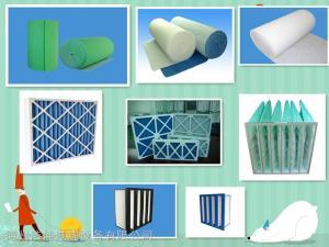 LM山東專業生產活性炭過濾棉