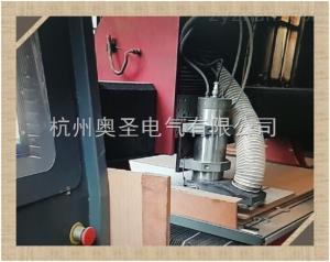 奧圣530系列變頻器在家具廠雕刻機上的應用