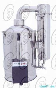 YAZD-20不銹鋼電熱蒸餾水器