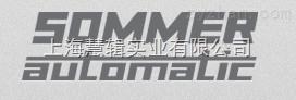 上海歐沁供德國工控系統及裝備sommer氣缸GP1812N-B