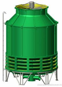 XWL8-F-50 無填料冷卻塔