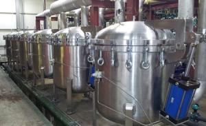 袋式過濾器成套設備價格