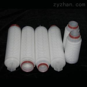 聚丙烯微孔膜折叠滤芯