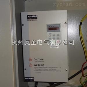 奥圣全密封型变频器在钢水抛丸机上的应用方案